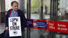 Canada Post Lockout Opens Door For Competitors