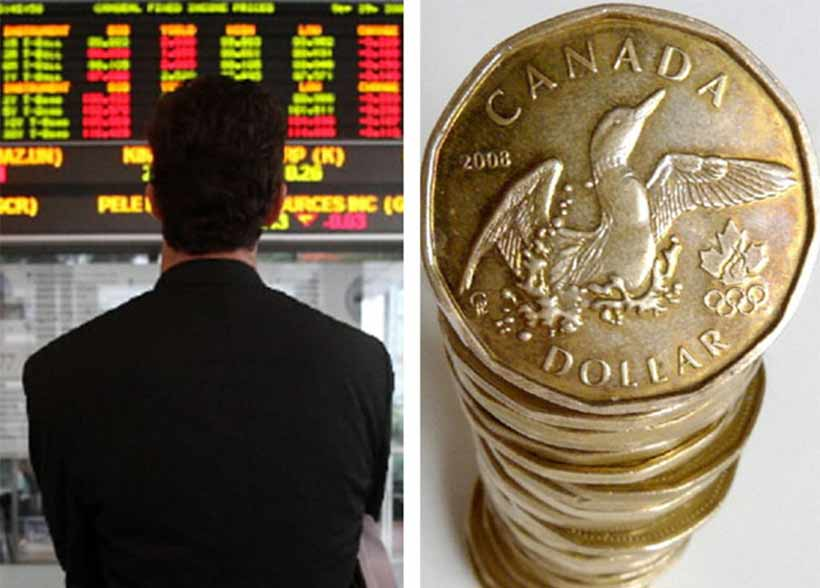 Canadian loonie could loose value