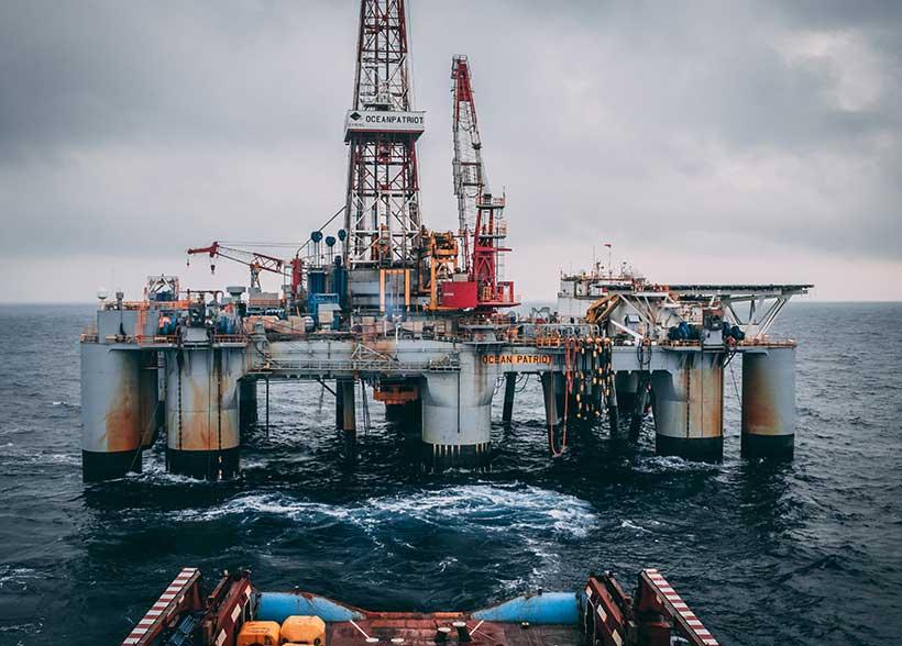Oil price surge