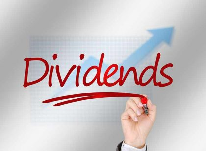 Buying dividends